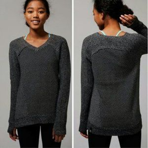 Ivivva Lululemon Busy To Be Cozy Sweater Girls 8